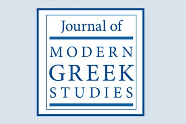 journal-of-modern-greek-studies