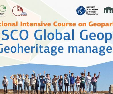 geoparks-course-2018